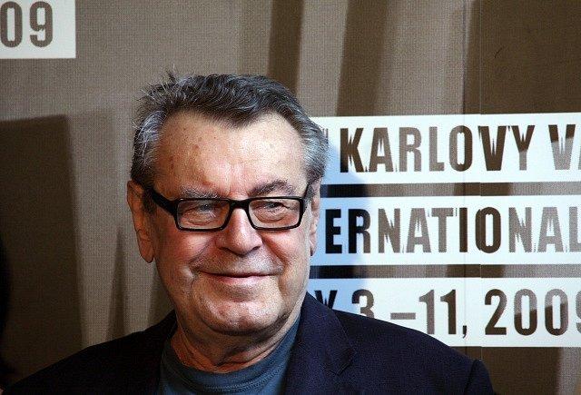 Režisér Miloš Forman