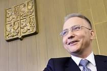 Šéf Bezpečnostní informační služby Michal Koudelka