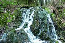 Posluchovské vodopády