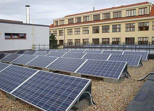 Projekt 1.Slunce do kunratické školy