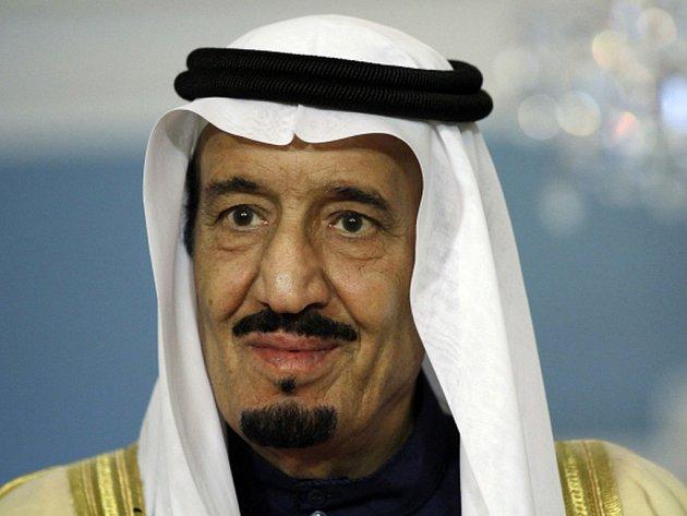 Salmán Bin Abdal Azíz Saúd.