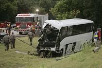 V Texasu zahynulo v troskách autobusu 13 poutníků.