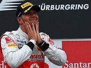 Lewis Hamilton si podruhé v letošním roce připsal ve VC formule 1 vítězství.