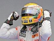 Brit Lewis Hamilton z McLarenu vyhrál v neděli 24. července 2011 Velkou cenu Německa Formule 1, desátý závod mistrovství světa. Druhý dojel Španěl Fernando Alonso s ferrari a třetí skončil Australan Mark Webber z týmu Red Bull.