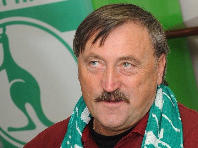 Antonín Panenka je ikonou českého fotbalu.