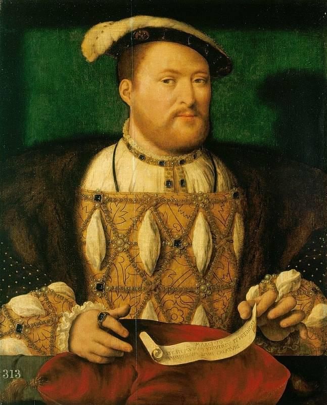 Jindřicha VIII. proslavila krutost, popravy politických nepřátel a šest manželství.
