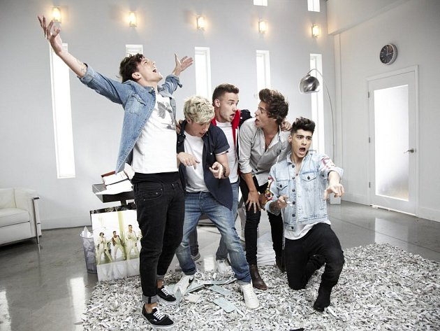 Kapela One Direction.