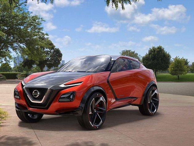 Koncept Nissan Gripz.