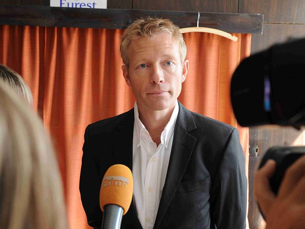 Norský lékař Eric Hovda