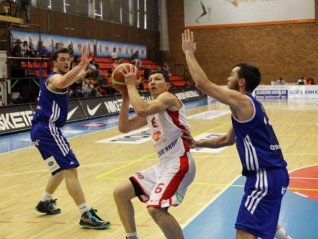 Nymburk vs. Ostrava