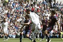 Cristiano Ronaldo v utkání proti Eibaru