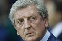 Anglický trenér Roy Hodgson.