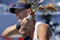 Petra Kvitová na US Open.