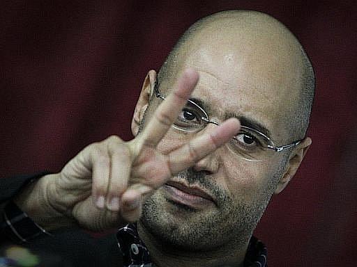 Kaddáfího syn Sajf Islám