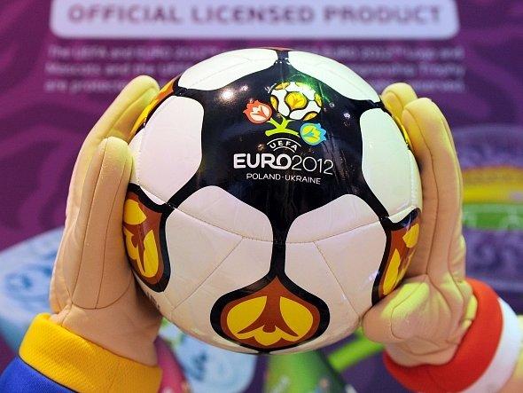 Euro 2012 - ilustrační foto.
