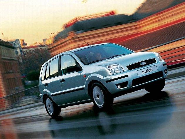 Ford Fusion - ilustrační foto