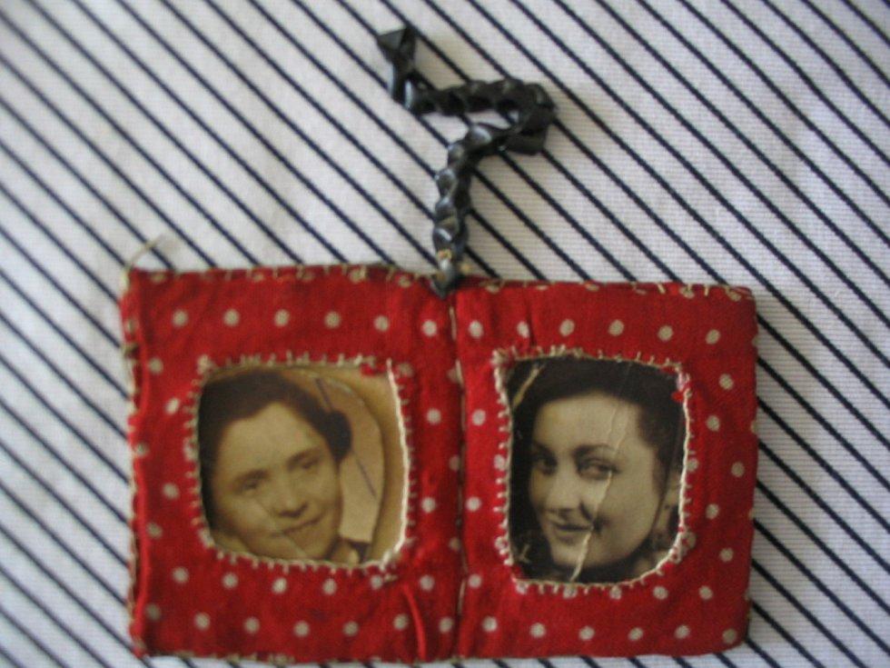 Anna Hydráková: maminka a sestra