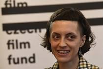 Studentka pražské Filmové a televizní fakulty Akademie múzických umění (FAMU) Daria Kaščejevová.