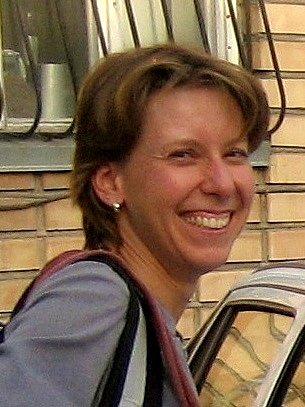 Laboratorní technička Markéta Hajná.