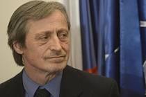 Ministr obrany Martin Stropnický (ANO).
