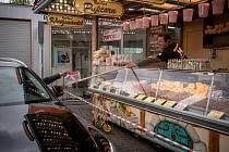 Prodejna občerstvení v Brémách