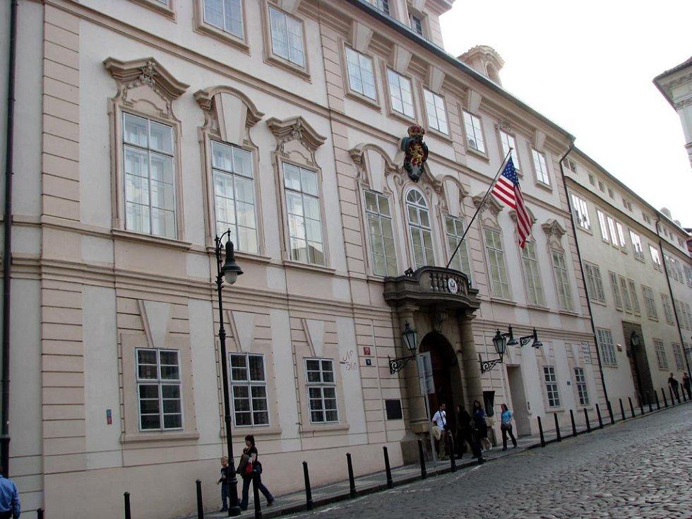 Americká ambasáda v Praze