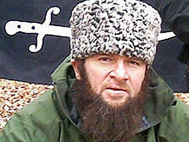 Vůdce severokavkazských islámských povstalců Doku Umarov