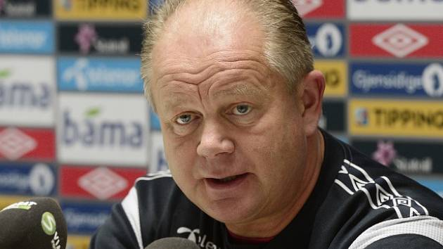 Trenér norské reprezentace Per-Mathias Högmo.