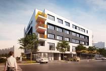 Developerská společnost Trigema postaví v Horních Měcholupech 66 nízkoenergetických bytů a v těchto dnech zahájila jejich předprodej.