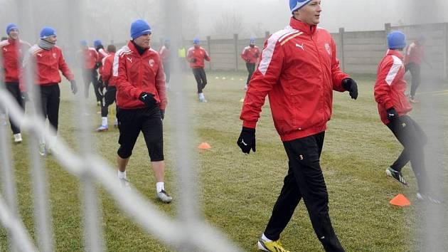 Fotbalisté Plzně zahájili zimní přípravu na novou část sezony.