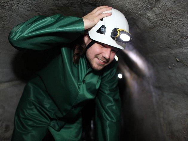 V úterý 1. října zpřístupní město Znojmo tři nové turistické trasy ve svém podzemí.