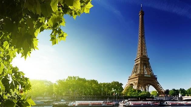 Paříž, město zamilovaných