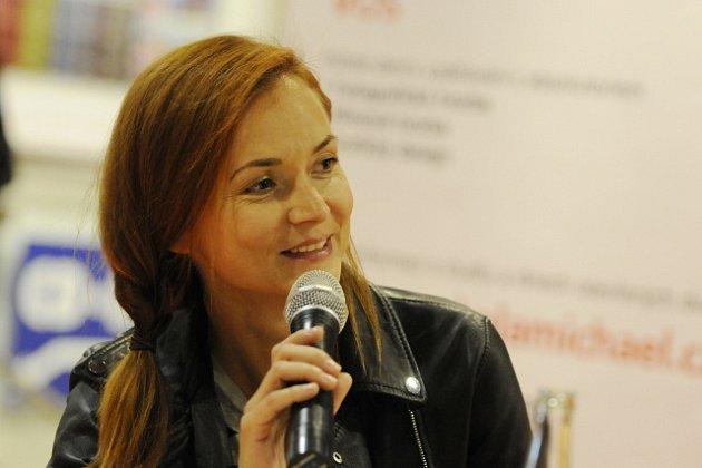Spisovatelka Radka Třeštíková