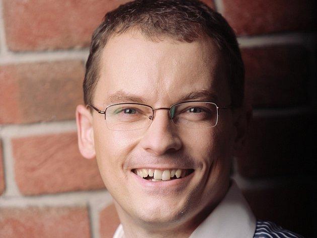 Analytik Next Finance Vladimír Pikora.