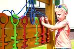 Kulíškův dětský park Pod Javorem. Dřevěné hřiště, pískoviště, lodičky, lanová stěna, indiánské hřiště u potoka, doprovodné programy a mnohé další atrakce zabaví děti v dětském parku ve Velkých Karlovicích.