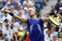 Rafael Nadal hájí poprvé v kariéře na grandslamu post nasazené jedničky.