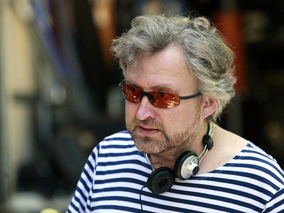 Jan Hřebejk, režisér filmu Pelíšky.