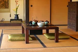 Japonský styl bydlení