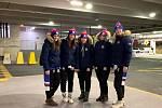Hokejistky Czech Ladies.