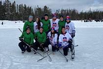 Stopku vystavily českým hokejistkám až ve čtvrtfinále soupeřky z Eh Team.