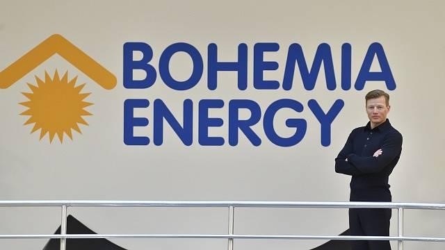 Jiří Písařík, majitel a jednatel energetické skupiny Bohemia Energy.