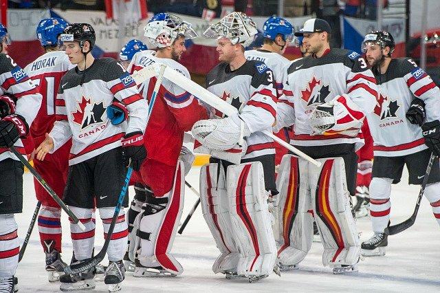 Česko - Kanada 1:4