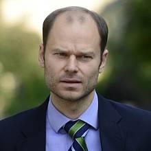 Viceprezident Svazu průmyslu Radek Špicar.