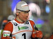 Král norské štafety Petter Northug přivedl norskou štafetu ke světovému zlatu.