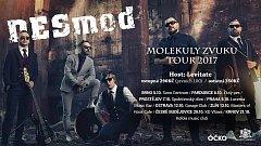 ★ DESmod ♫ Molekuly Zvuku tour 2017 - Prostějov