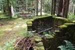 Důlní závod Rolava: zajatecký tábor