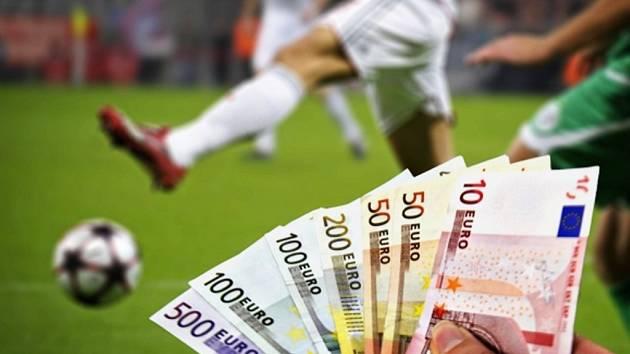 Ilustrační foto - korupce ve fotbale