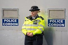 Londýnská policie; ilustrační foto