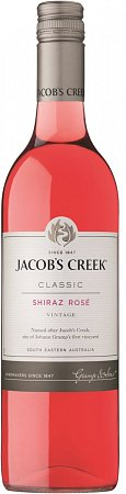 Shiraz Rosé, Jacob's Creek