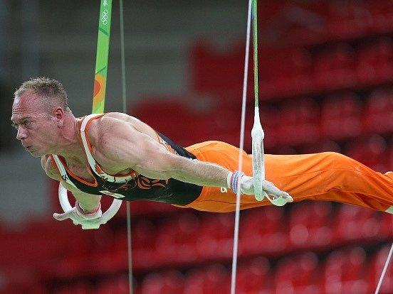 Nizozemský gymnasta Yuri van Gelder byl po proflámované noci v Riu de Janeiro vyhozen z olympijských her.